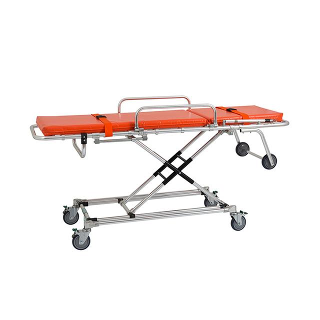 YXH-3G铝装载救护车担架