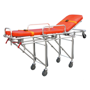 YXH-3A5 Aluminum Loading Ambulance Stretcher