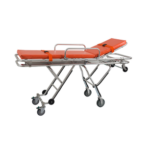 YXH-3D Aluminum Loading Ambulance Stretcher