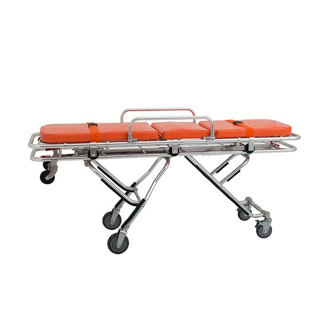 YXH-3D2铝质救护车担架