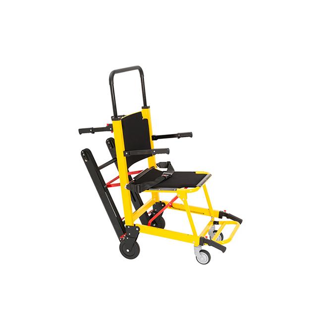 定制设计方便携带病人急救上下折叠楼梯椅子担架出售