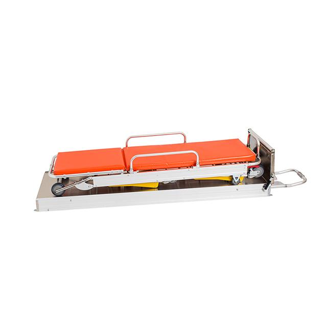 救护车用铝合金担架底座
