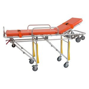 YXH-3A Aluminum Loading Ambulance Stretcher