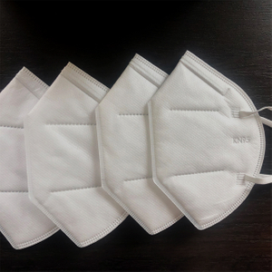 Disposable Covid Kn95 Face Mask No Sew