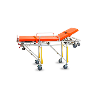 YXH-3A2 Aluminum Loading Ambulance Stretcher